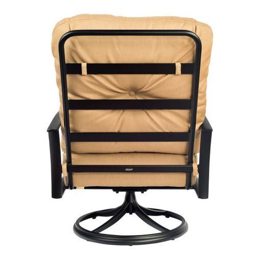 Woodard Furniture - Fremont Cushion Big Man's Swivel Rocking Lounge Chair