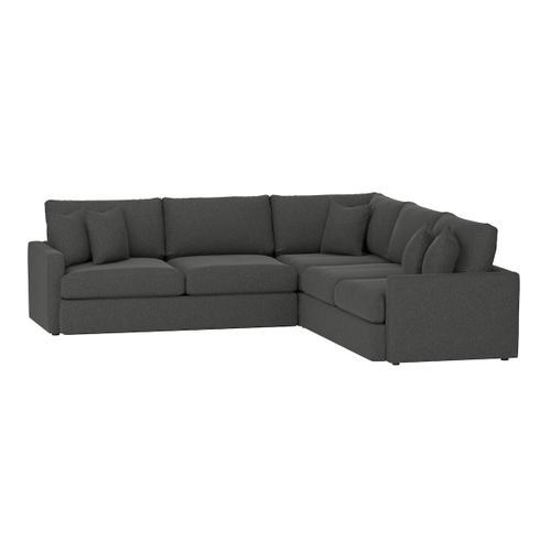 Bassett Furniture - Allure Large L-Shaped Sectional