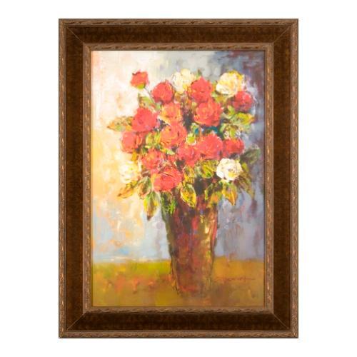 Roses Adores I 36x24