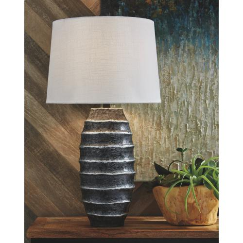 Signature Design By Ashley - Billow Table Lamp