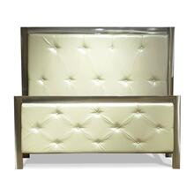 Ellum Tufted Queen Complete Bed