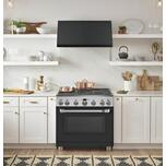 """Cafe Appliances 36"""" Commercial-Style Hood"""