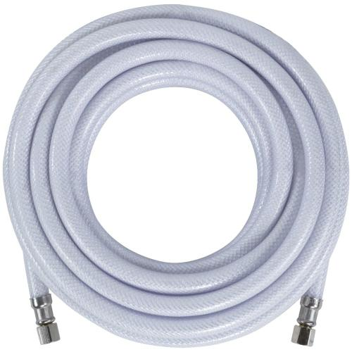 """Product Image - PVC Ice Maker Connector with 1/4"""" Compression, 20ft"""