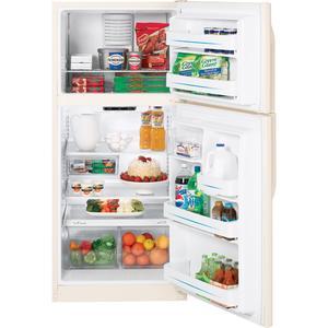 GE® 18.0 Cu. Ft. Top-Freezer Refrigerator