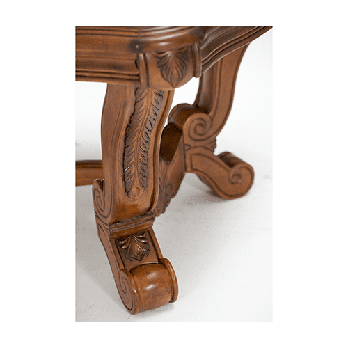 Trestle Rectangular Dining Table (2 pc)