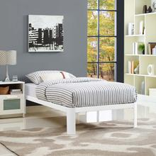 View Product - Corinne Twin Bed Frame in White