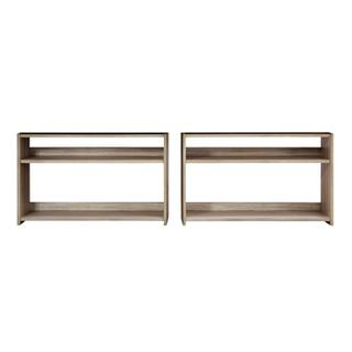 See Details - Wrenalyn Under Bed Bookcase (set of 2)