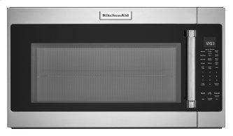 """30"""" 1000-Watt Microwave Hood Combination - PrintShield Stainless"""