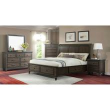 Chatham King 4-Drawer Storage Bed