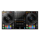 4-channel performance DJ controller for Serato DJ Pro (Black) Product Image