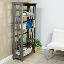 Hillsboro 5/shelf Bookcase