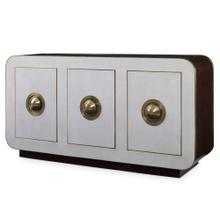 See Details - Shagreen Multi-Use Cabinet