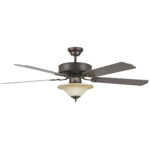 "52"" Heritage Square Fan_Oil Rubbed Bronze"