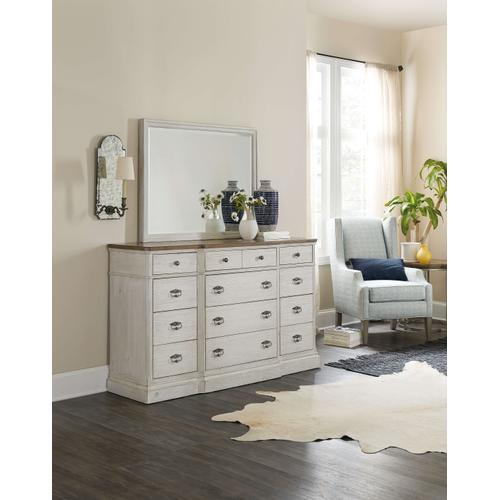 Montebello Twelve-Drawer Dresser
