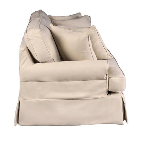 Horizon Slipcovered Sofa - Color: 391084