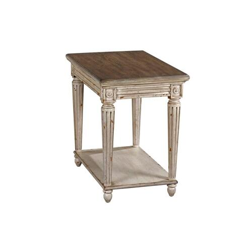 American Drew - Charging Chairside Table