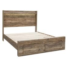 Rusthaven Queen Storage Footboard