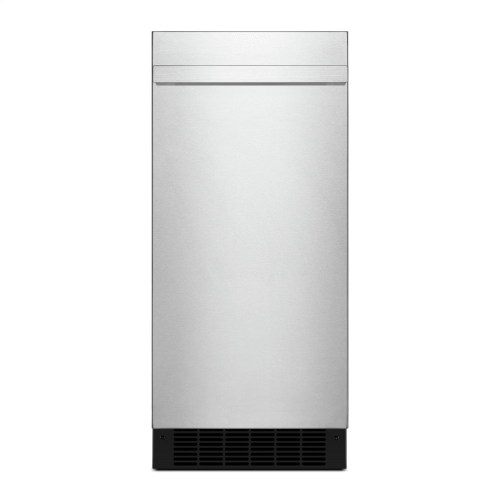 """NOIR™ 15"""" Ice Maker Panel Kit - Left-Swing"""