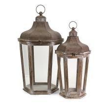 Layla Oversized Lanterns - Set of 2