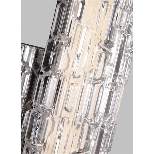 """Cutler 24"""" LED Vanity Satin Nickel Bulbs Inc"""