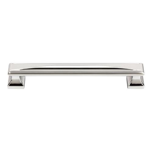 Wadsworth Pull 6 5/16 Inch (c-c) - Polished Chrome