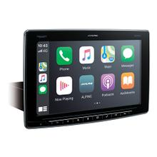 Alpine Halo11 Multimedia Receiver with 11-inch Floating Touchscreen Display