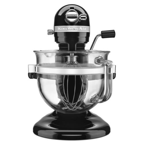 Professional 6500 Design™ Series 6 Quart Bowl-Lift Stand Mixer - Onyx Black
