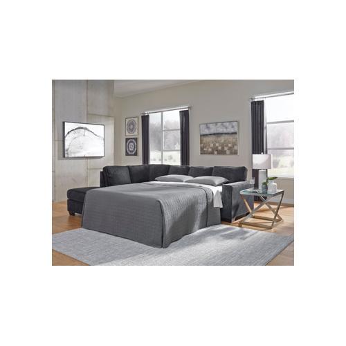 Altari Right-arm Facing Full Sofa Sleeper
