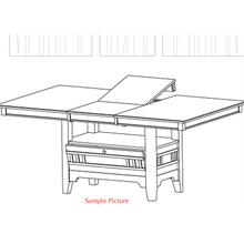 View Product - Center Island Table Base