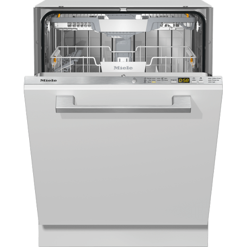 Miele - G 5266 SCVi - Fully integrated dishwashers for optimum drying results thanks to AutoOpen drying.
