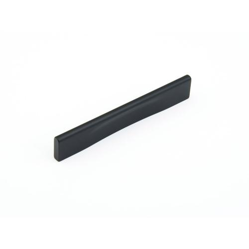 Aria, Pull, 96/128 mm cc, Matte Black finish