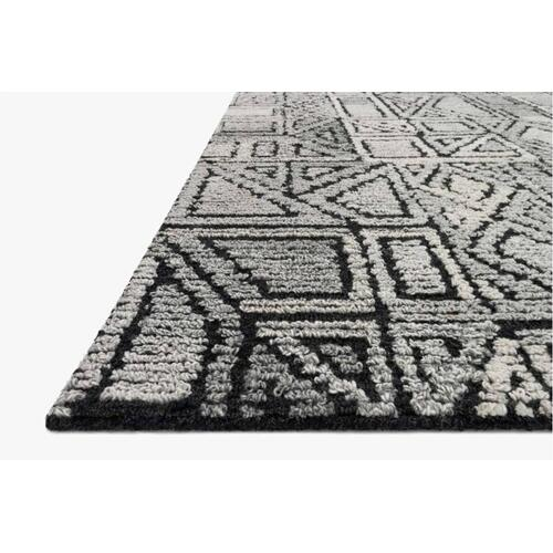 ART-01 ED Charcoal / Grey Rug