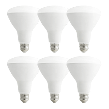 purePower BR30 LED  6-Pack Dimmable purePower BR30 LED