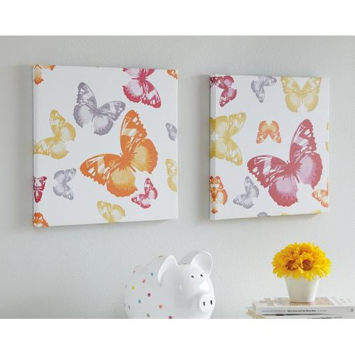 Axel Wall Art (set of 2)