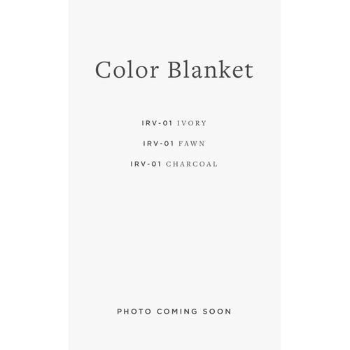 IRV-01 ED Color Blanket