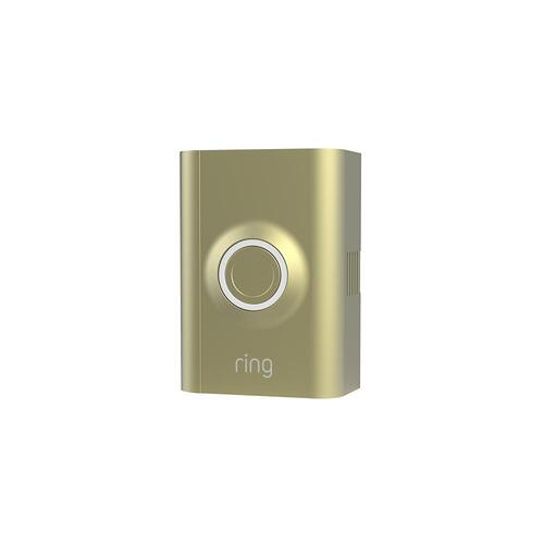 Interchangeable Faceplate (for Ring Video Doorbell 2) - Pearl White