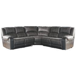 Nantahala 5-piece Reclining Sectional