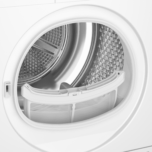 "24"" Front-Load Vented Dryer"