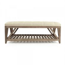 See Details - Mathis Tufted Ottoman