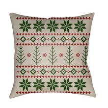 "FAIR ISLE III PLAID-015 20"" x 20"""