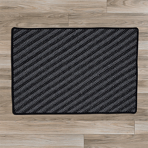 Blue Hill Rug BI11 Black 12' X 15'