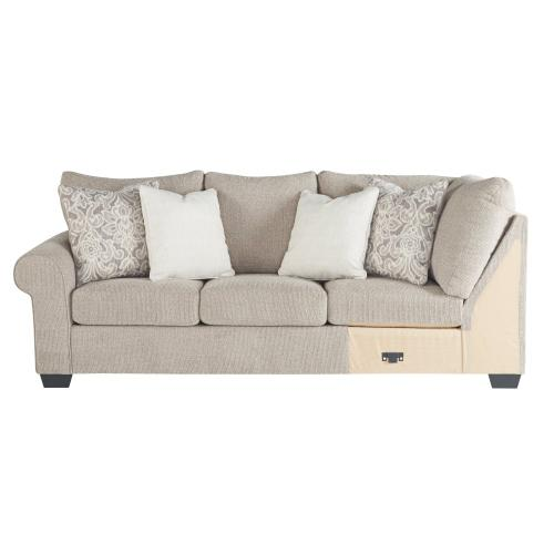 Benchcraft - Baranello 3-piece Sectional With Chaise
