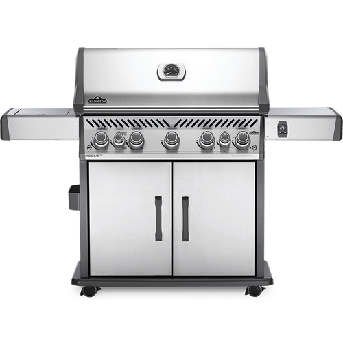 Rogue SE 625 RSIB Infrared Side & Rear Burners , Stainless Steel , Natural Gas