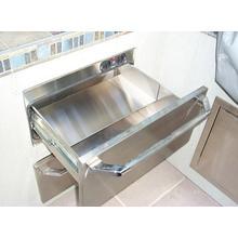 See Details - Warming Oven Shelf