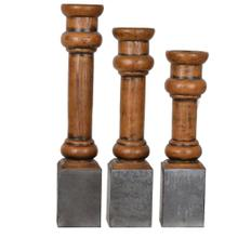 Heirloom Candleholder Set