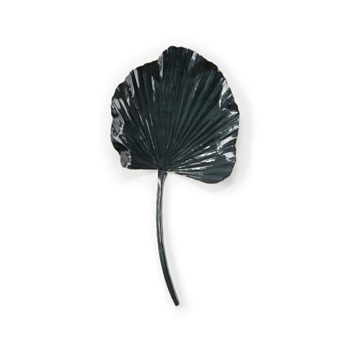 Full Leaf Palm - Teal