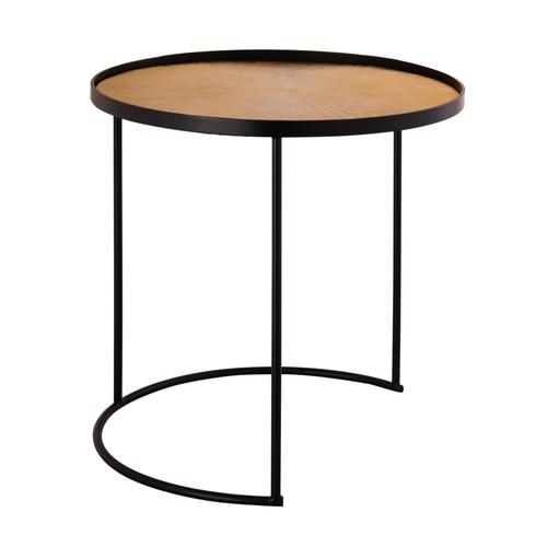 Tov Furniture - Eve Round Nesting Tables