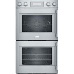 Thermador30-Inch Professional Double Wall Oven with Left Side Opening Door
