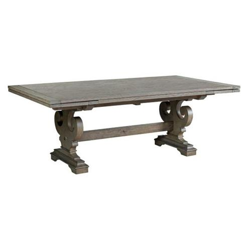 Crawford Refractory Dining Table - Complete