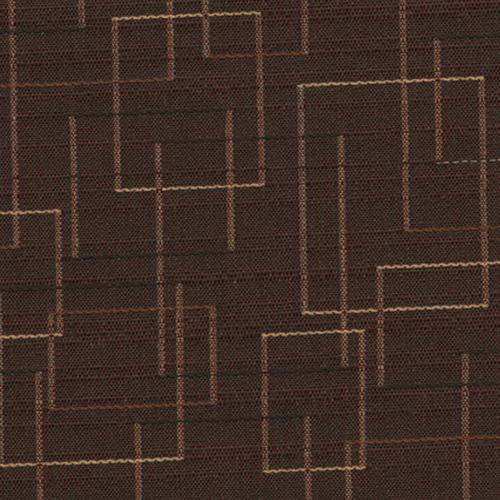 Flash Furniture - 18.5''W Church Chair in Amaze Blaze Fabric with Book Rack - Gold Vein Frame
